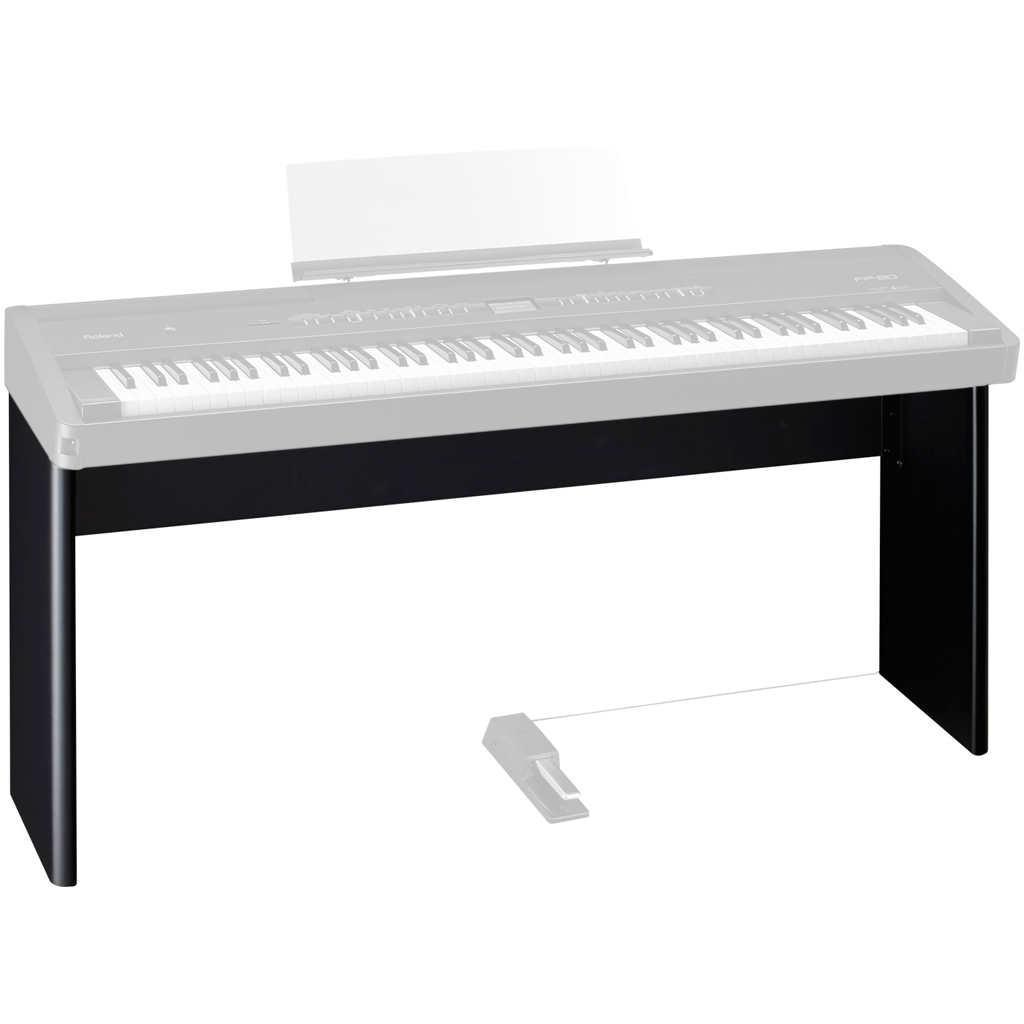 Клавишный стенд Roland KSC-76-BK: фото